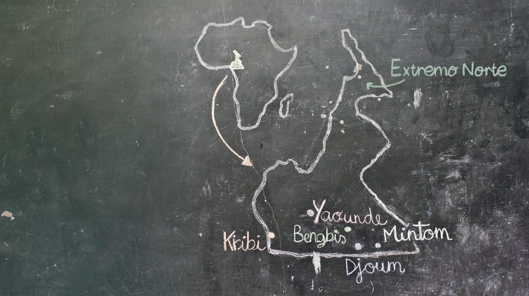 Mapa zonal