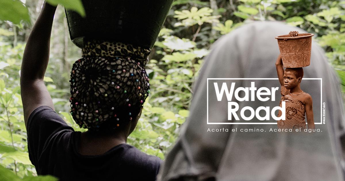 #waterroad