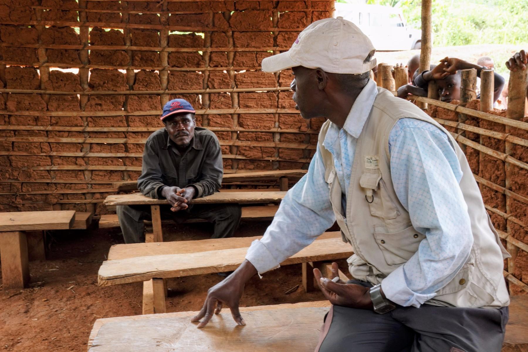 coordinador educación camerún
