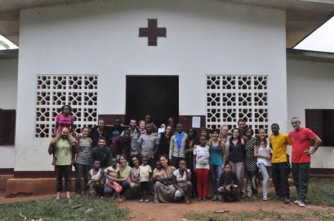 Voluntarios Camerun