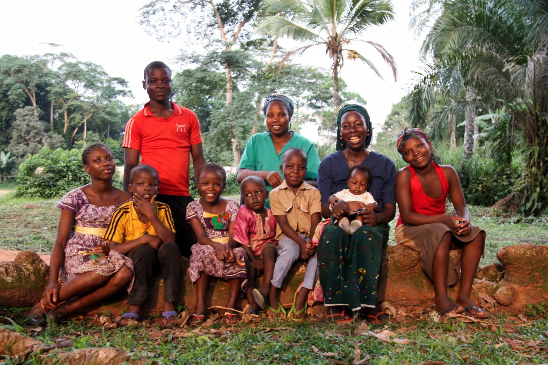 refugiadas del norte de camerun