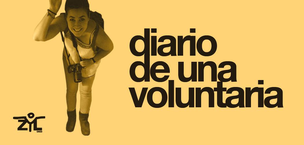 diario de una voluntaria